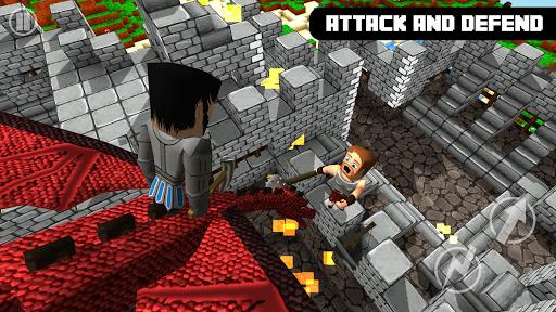 Castle Crafter - World Craft 5.0 screenshots 2
