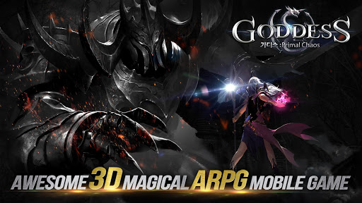 Goddess: Primal Chaos - SEA  Free 3D Action MMORPG  screenshots 1