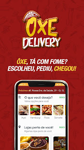 Download Ôxe Delivery For PC Windows and Mac apk screenshot 1
