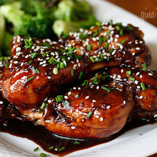 Asian Chicken Drumsticks Recipes