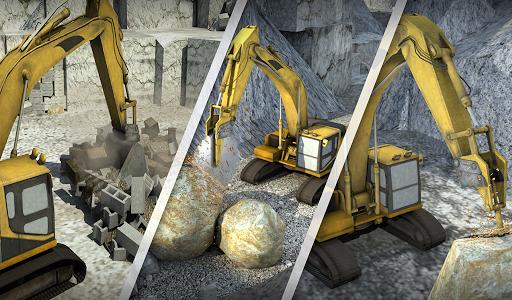 Hill Excavator Mining Truck Construction Simulator 1.2 screenshots 13