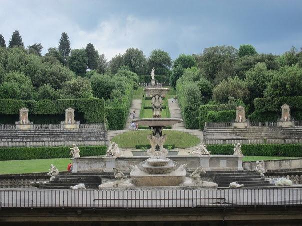 Jardins Boboli
