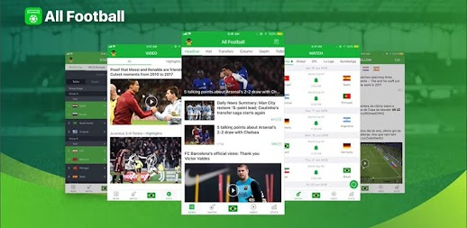 All Football - Latest News & Videos APK