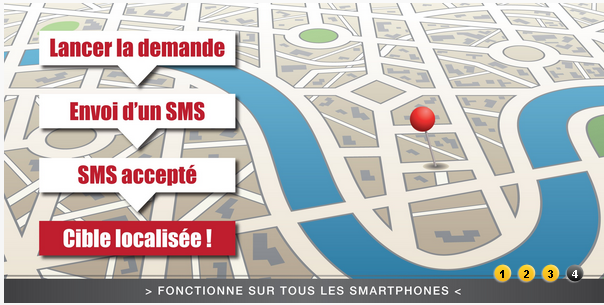 comment localiser son telephone