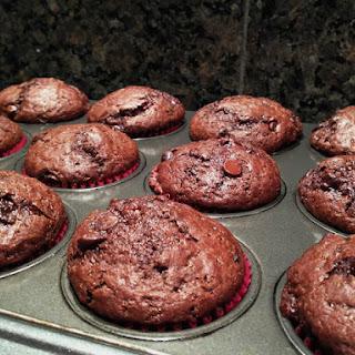 Dark Chocolate Muffins Cocoa Recipes