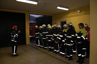 Photo: Torej tovariši gasilci, varnost najprej nato....