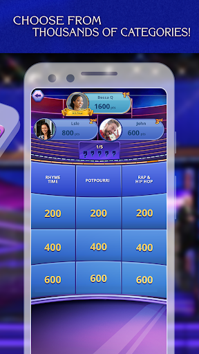 Jeopardy!u00ae World Tour - Trivia & Quiz Game Show 46.0.1 3