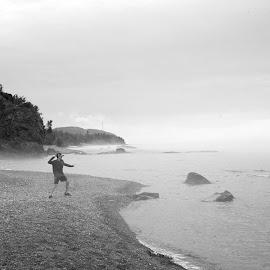 by Jody Jedlicka - Black & White Portraits & People