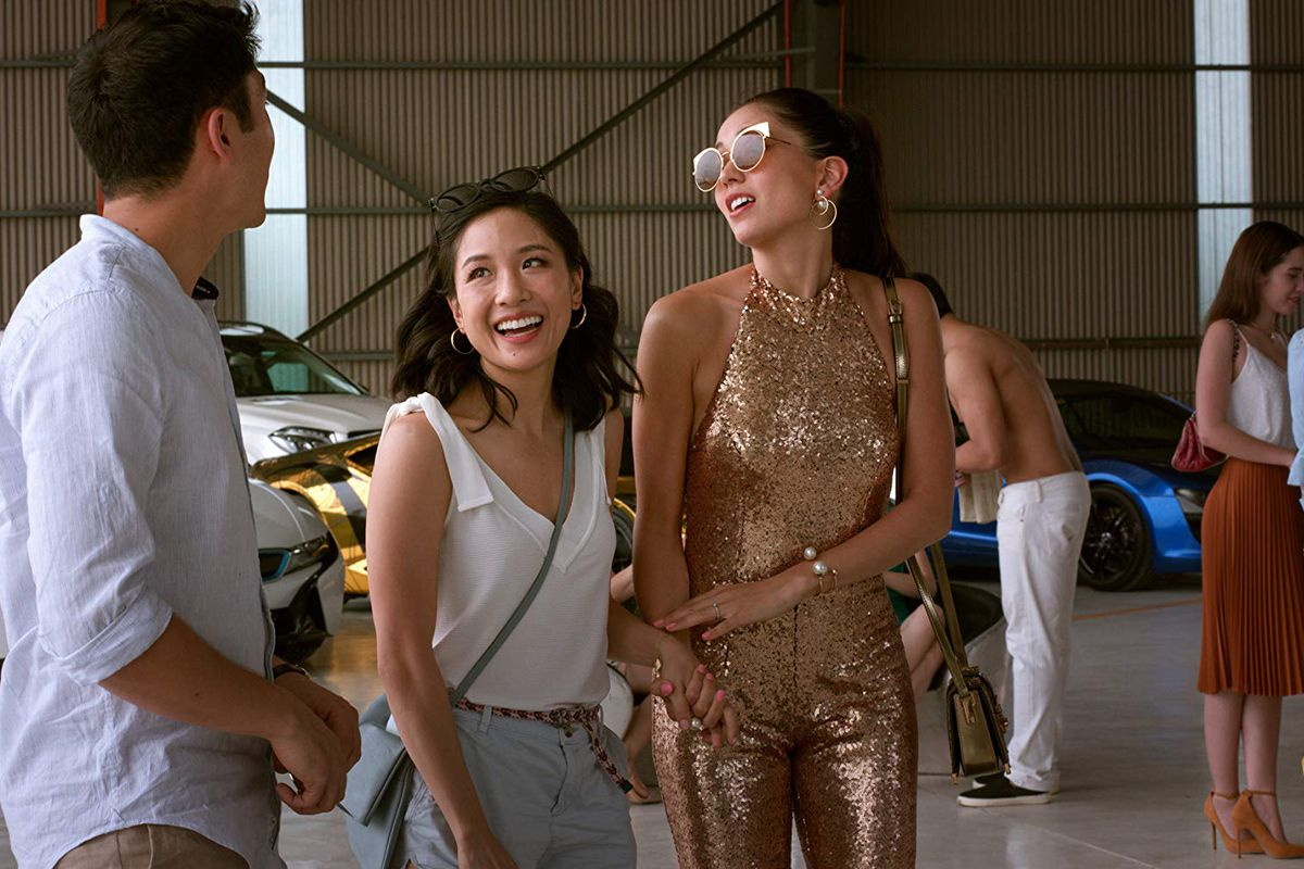 crazy rich asians box office 1