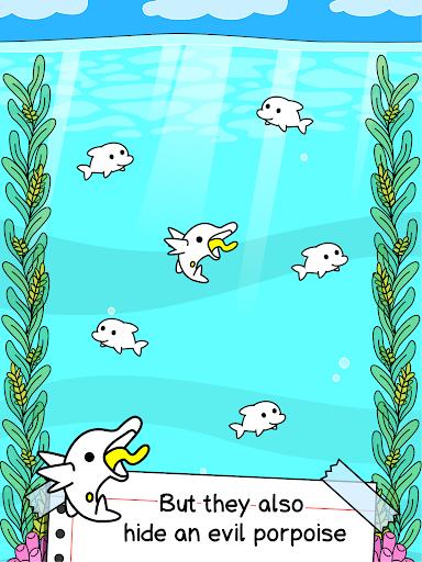 Dolphin Evolution - Mutant Porpoise Game apkdebit screenshots 6