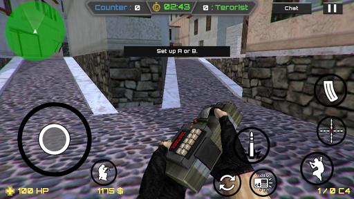 Critical Strike CS 2 GO Online Counter FPS Game screenshot 3
