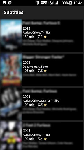 Subtitle for Movie 1.28 screenshots 1