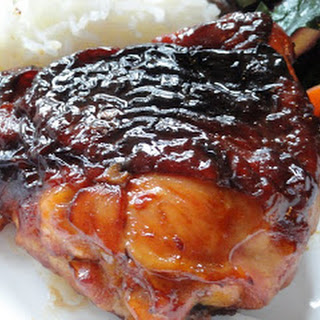 Tempting Teriyaki Chicken