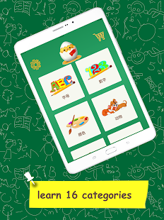 Learn Chinese Vocabulary - Kids