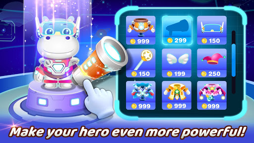 Little Panda's Hero Battle Game 8.28.00.00 screenshots 5