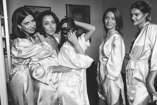 Wedding photographer Nata Abashidze-Romanovskaya (Romanovskaya). Photo of 15.01.2018