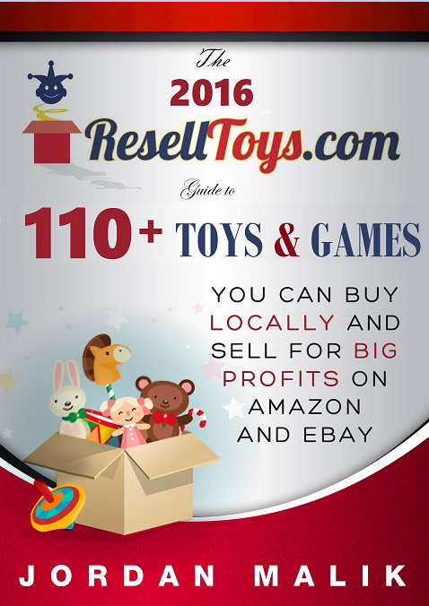 sell toys on amazon