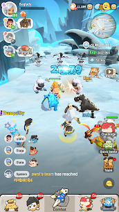 Ulala: Idle Adventure MOD APK 1.4 (God Mode/One Hit) 2