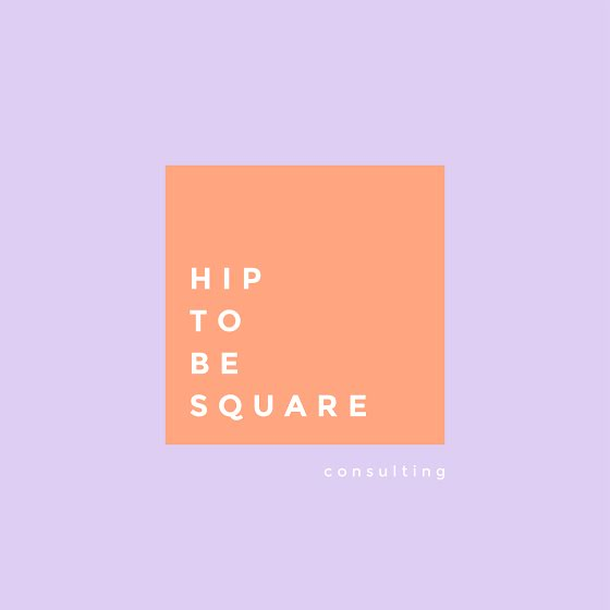 Hip to Be Square - Logo Template