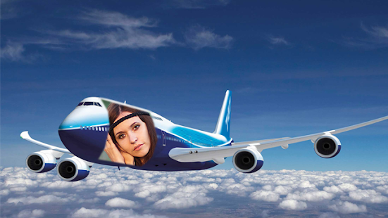 Airplane Photo Frames montage screenshot