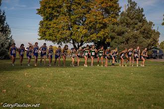 Photo: Varsity Girls 4A Mid-Columbia Conference Cross Country District Championship Meet  Buy Photo: http://photos.garypaulson.net/p556009210/e4853a89c