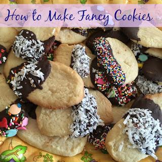 Fancy Cookies Recipes