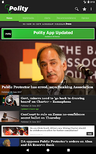 Polity- screenshot thumbnail