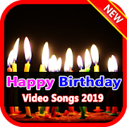 Happy birthday video songs 2019 App Report on Mobile Action