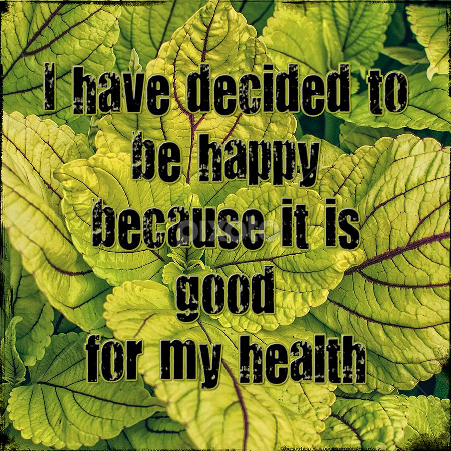 health by Lennie L. - Typography Words