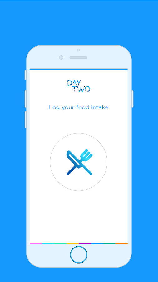 DayTwo Food & Activity Logger- screenshot