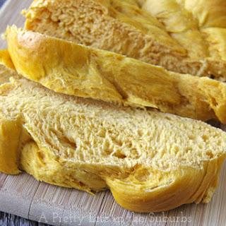 Braided Pumpkin Bread