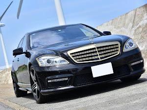 Sクラス W221 AMGスポーツエディション モカブラックのカスタム事例画像 たちせ Club Zeroさんの2019年05月06日16:56の投稿