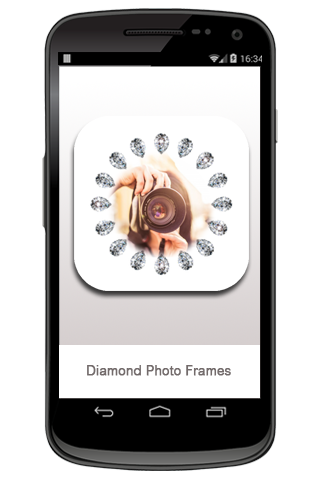 Diamond Photo Frames