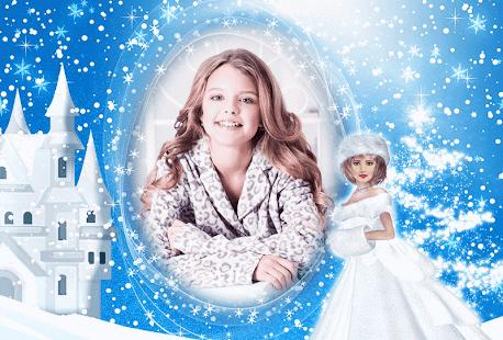 Frozen Winter Photo Frames Apps On Google Play