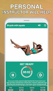 Fitness workouts for women – your coach & trainer 2.3.2 Download Mod Apk 3