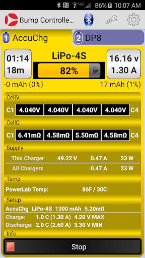 Revolectrix BumpController CCS v3.43