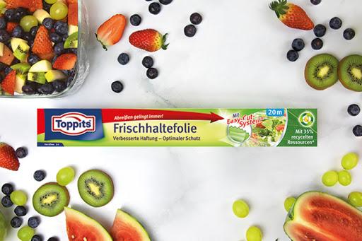 Toppits® Frischhaltefolie Rezept Bild