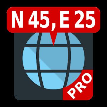 Pro Map Coordinates