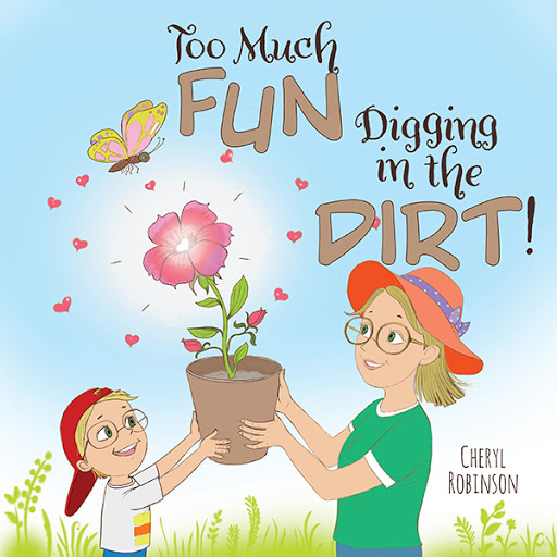 Too Much Fun... Digging in the Dirt! cover