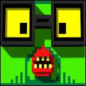 Nerd Zombie Bird icon
