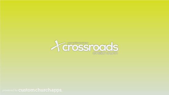Crossroads Church Canberra- screenshot thumbnail