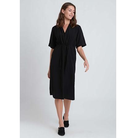 Dry Lake Macay mid dress black