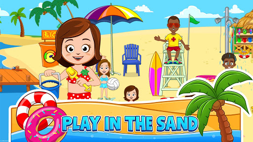 My Town : Beach Picnic  app download 2