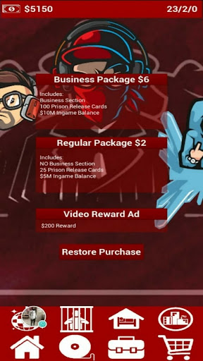 Rap City: Hiphop Career Simulator apktram screenshots 5
