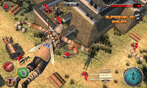 Super Ninja Kungfu Knight Samurai Shadow Battle 2