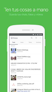 LINE: Llama y mensajea gratis Screenshot