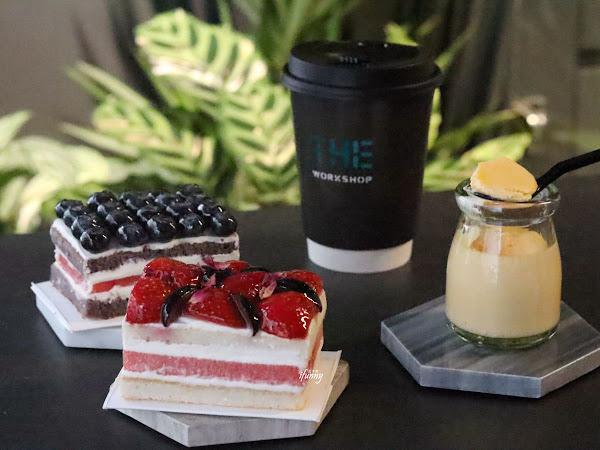 THE WORKSHOP x ytca 草莓西瓜蛋糕 品味澳洲的日常