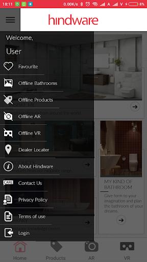 Hindware DreamBath screenshots 3