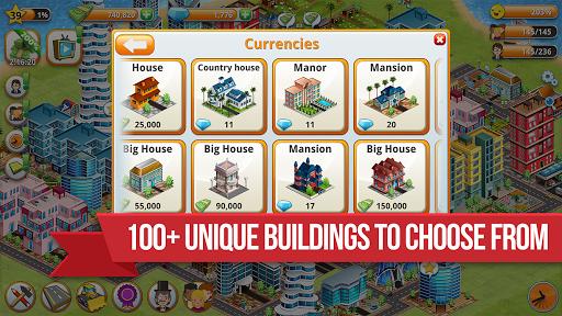 Village City - Island Sim: Build Virtual Town Game  screenshots 3