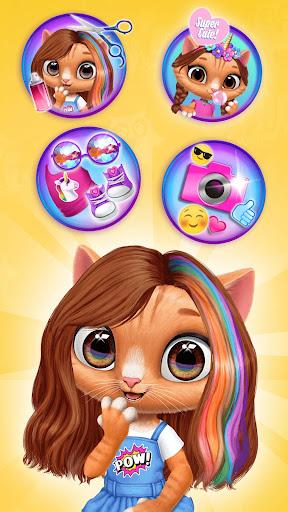 Amy's Animal Hair Salon - Cat Fashion & Hairstyles 4.0.50003 screenshots 2